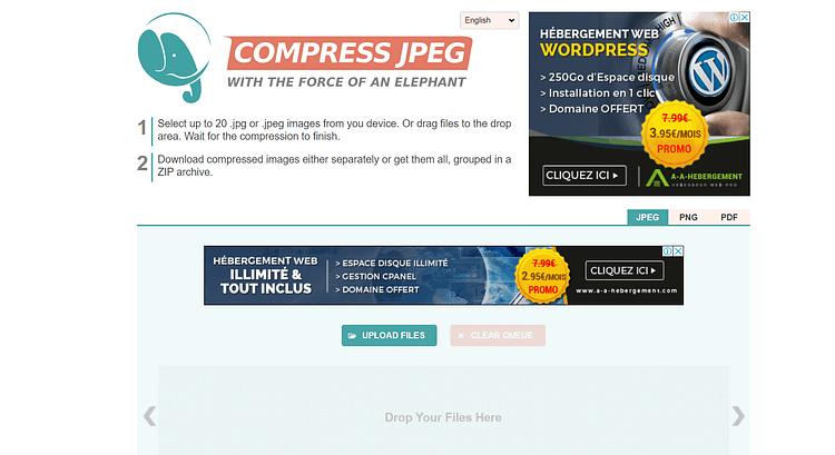 image compressor online