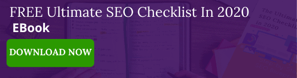 FREE Ultimate SEO Checklist In 2020