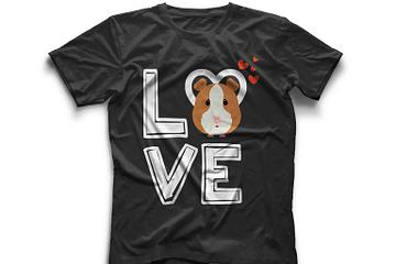 funny guinea pig shirt gift
