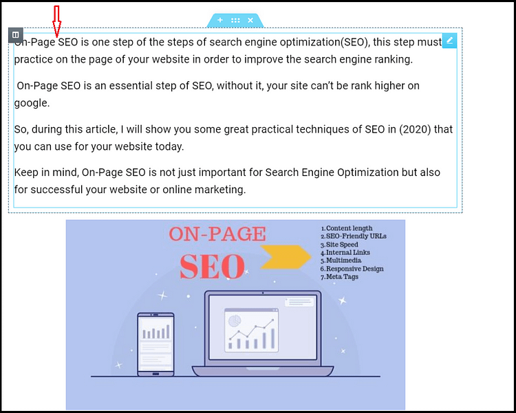 introduction-on-page seo