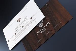 webexcept Business card